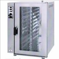 10-Tray Electric Convection Oven
