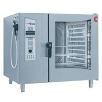 10-Tray Gas Combi Oven Steamer