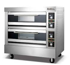 2-Layer Gas pizza oven