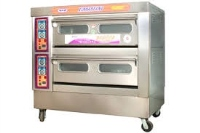 4-Tray Spray-Type Electric Steamer Oven