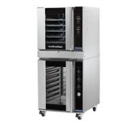 5-Tray Gas Convection Oven With Proofer