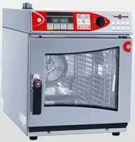 6-Tray Electric Combi Oven Steamer