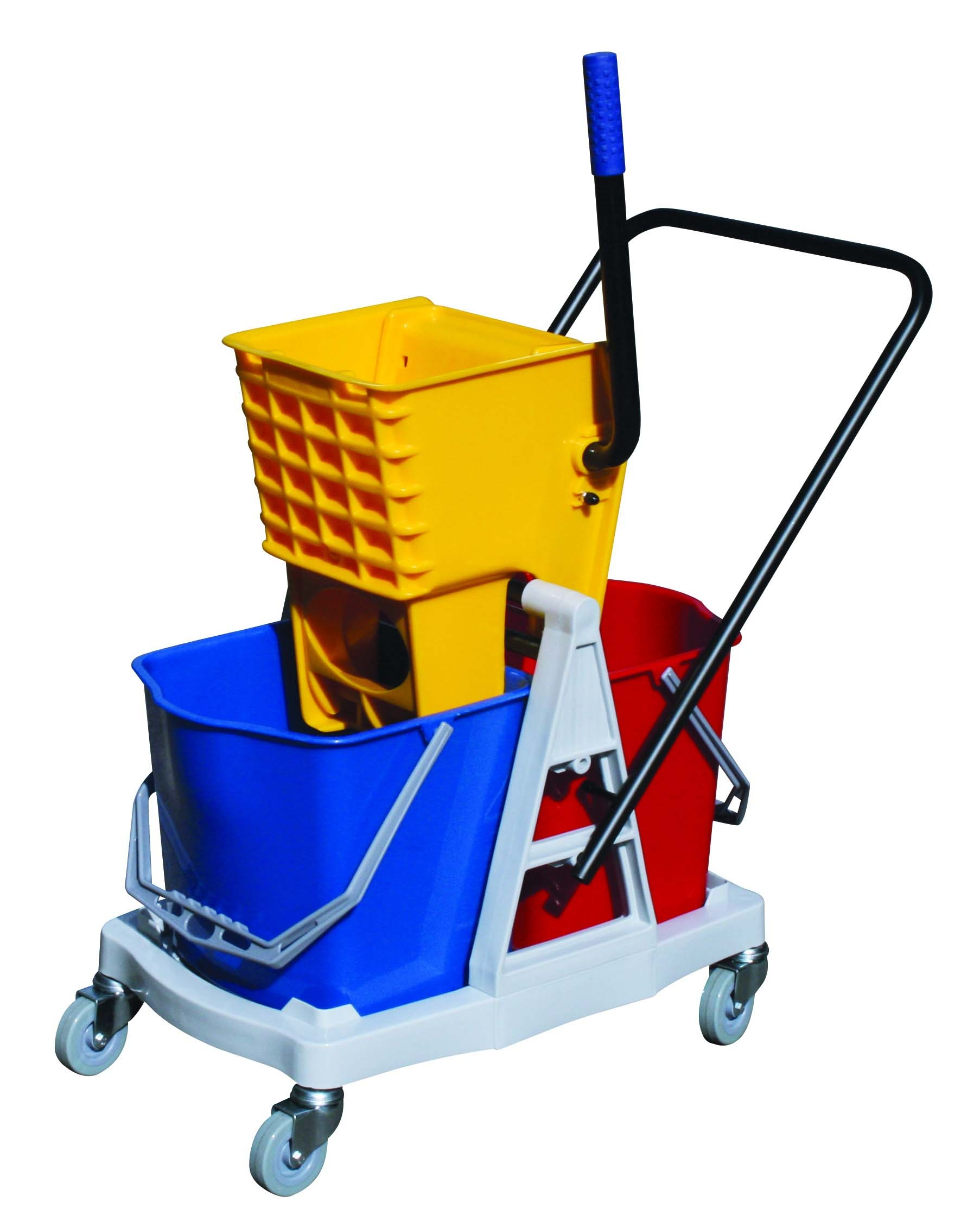 Mop Wringer Trolleys set