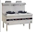 Wok Range With 2-Burner