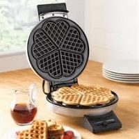 Electric 1-Head Quincuncial Waffle Baker