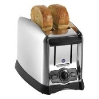 Electric 2-Slicer Commercial Toaster